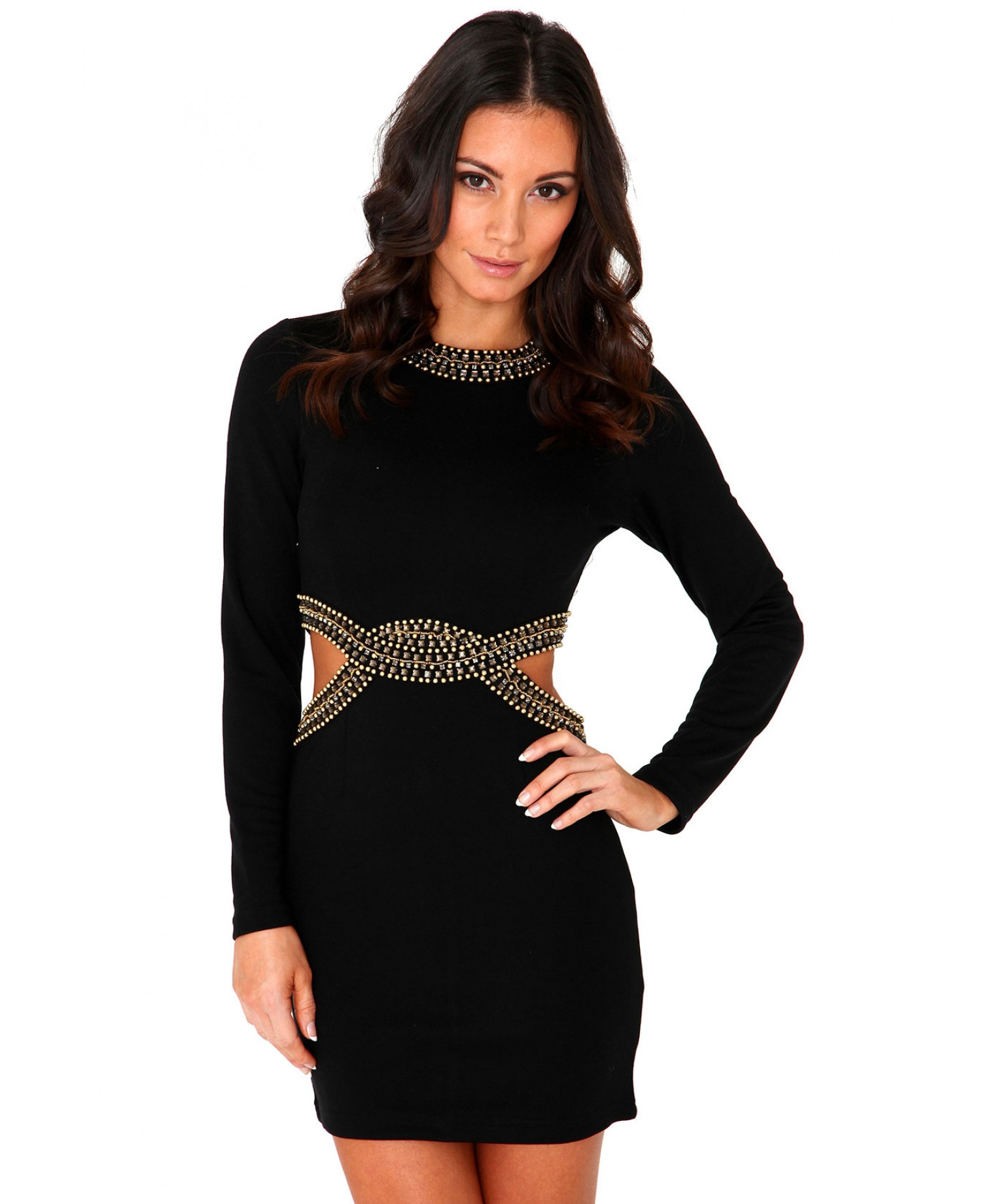 Long Sleeve Bodycon Dress Picture Collection