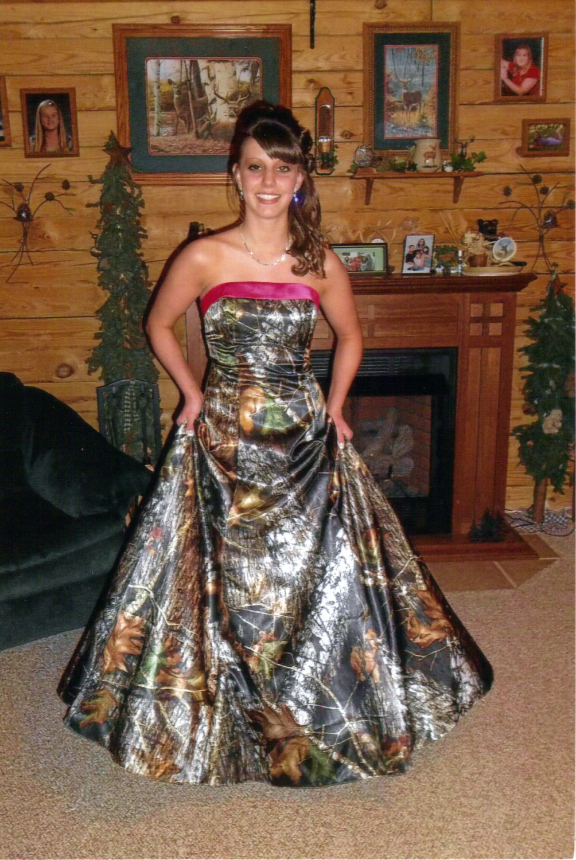 Camo Prom Dresses | DressedUpGirl.com